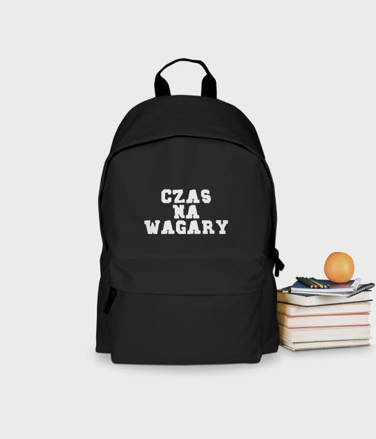Plecak szkolny Czas na wagary