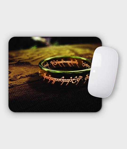 Podkładka pod mysz pozioma - mała One ring