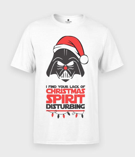 Koszulka męska Lord Christmas
