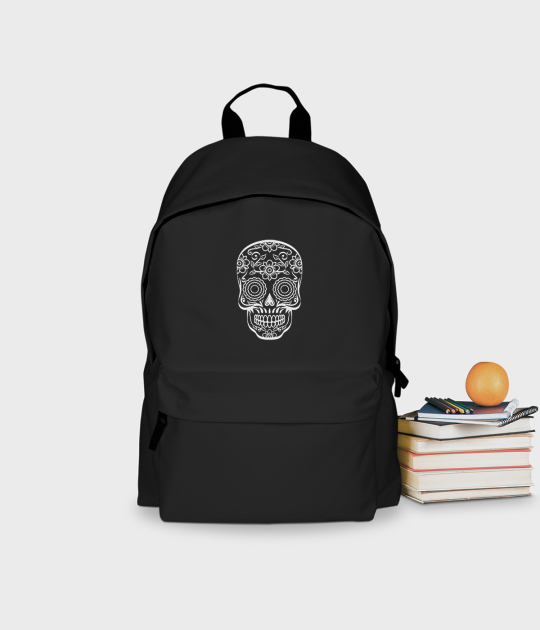 Plecak szkolny Mexico skull