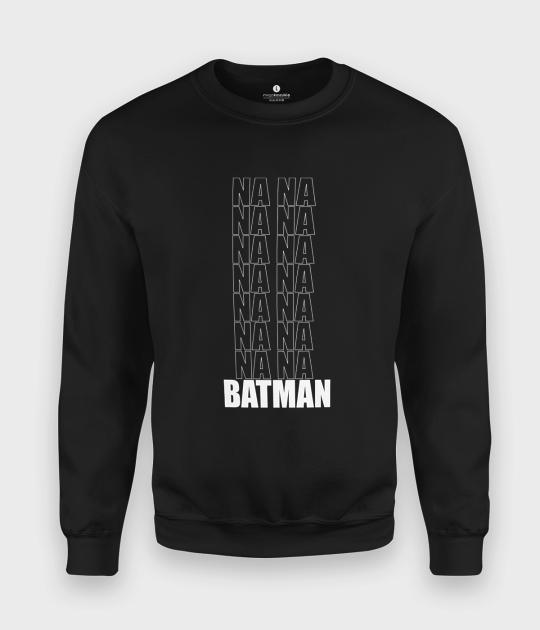 Bluza klasyczna Batman Na Na