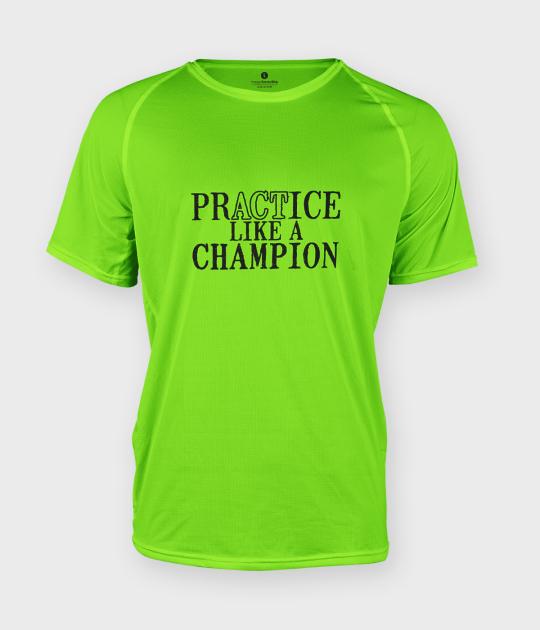 Koszulka męska sportowa Champion
