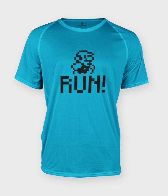 Koszulka męska sportowa Run