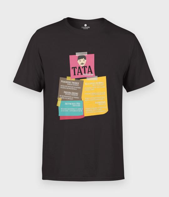 Koszulka męska Tata Program