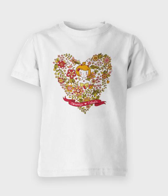 Koszulka dziecięca Córeczka Tatusia