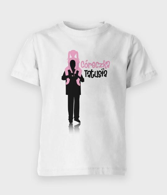 Koszulka dziecięca Córeczka Tatusia 2