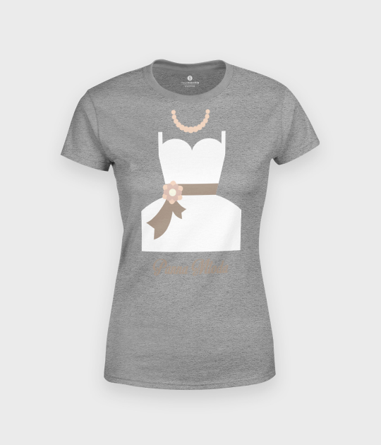 Koszulka damska Panna Młoda