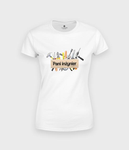 Koszulka damska Pani Inżynier 2