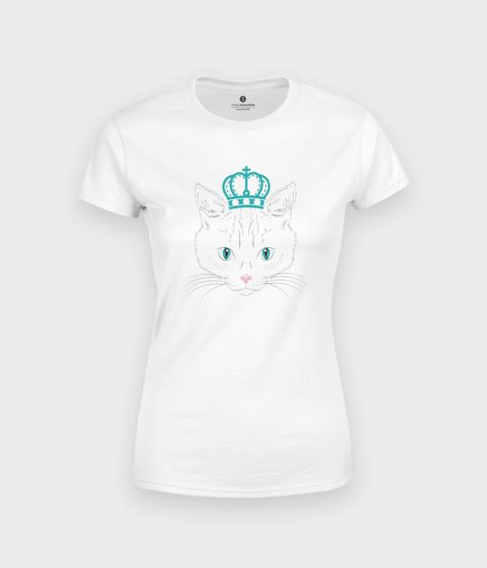 Koszulka damska Queen Cat