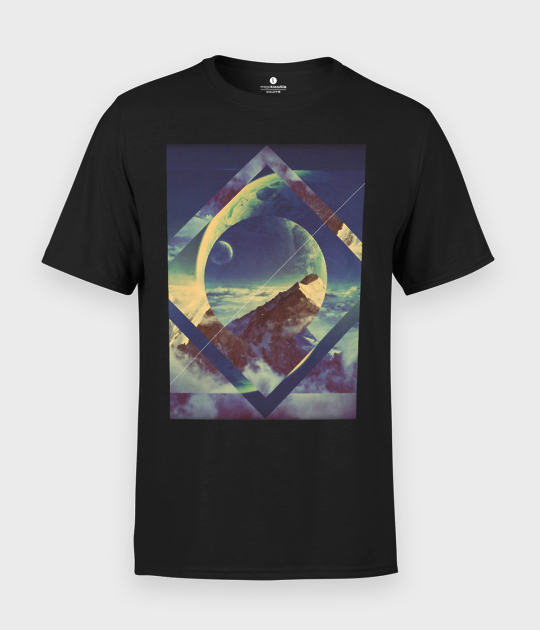 Koszulka męska Moon