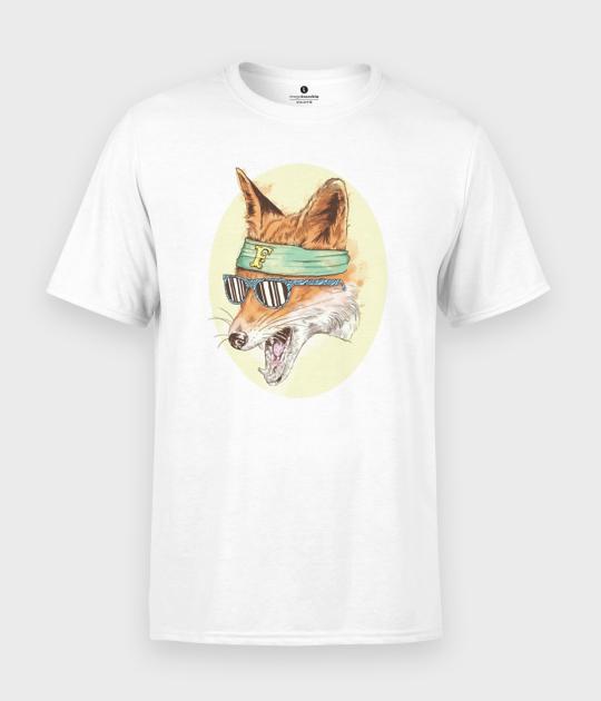 Koszulka męska Foxie