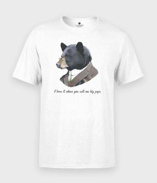 Koszulka męska Big papa