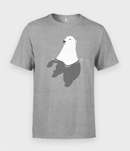 Koszulka męska Polar bear