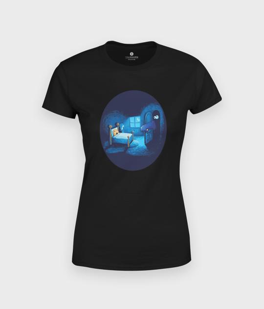 Koszulka damska Cookie nightmare