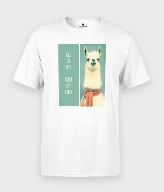 Koszulka męska Lama