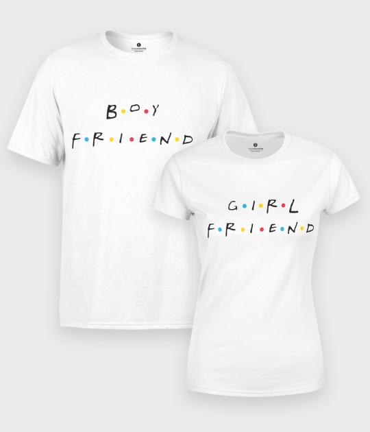 Pakiet dla zakochanych Friends