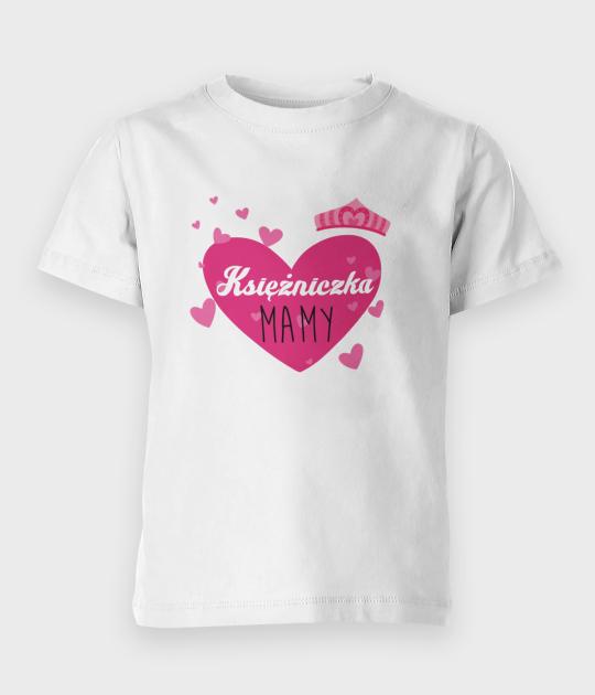 Koszulka dziecięca Księżniczka mamy