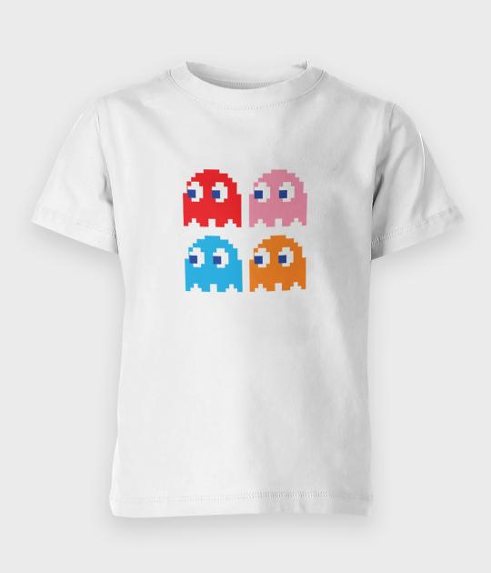 Koszulka dziecięca Pacman son