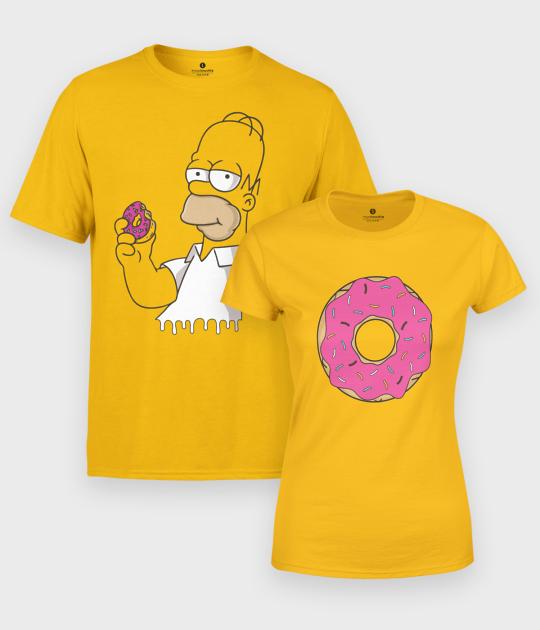 Pakiet dla zakochanych Simpsons