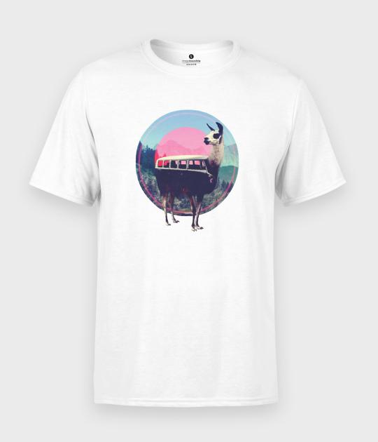 Koszulka męska VW Lama