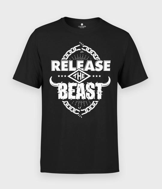 Koszulka męska Beast