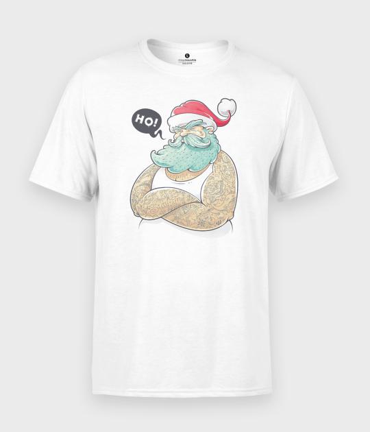 Koszulka męska Bad Santa