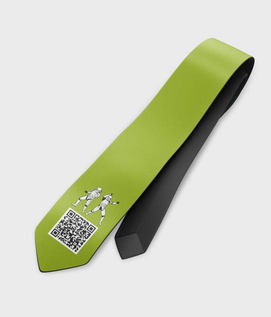 Krawat Dancing QR