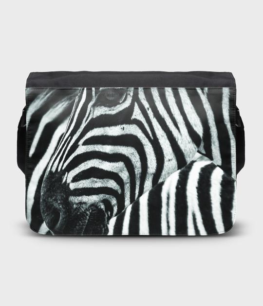 Torba na ramię duża Zebra 3