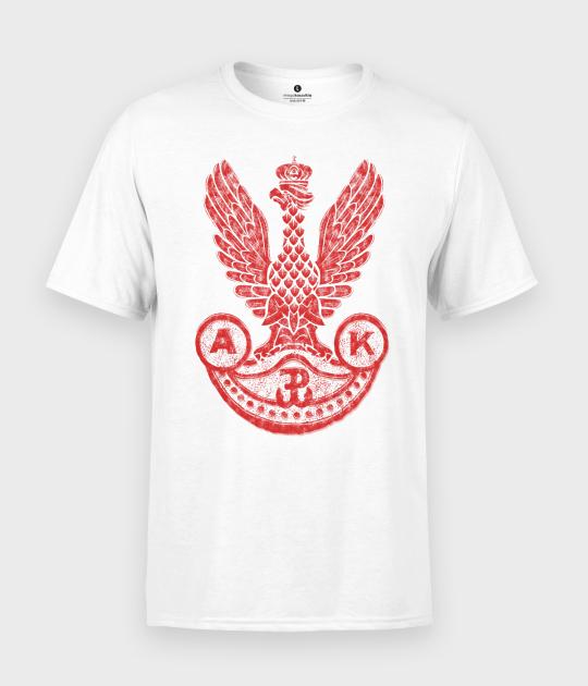 Koszulka męska Armia Krajowa