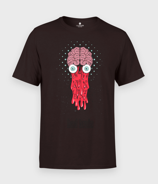 Koszulka męska Bad Brain