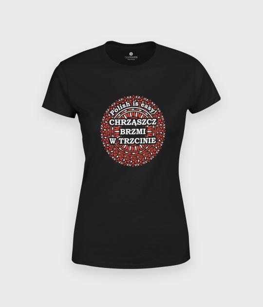 Koszulka damska Chrząszcz Brzmi w Trzcinie