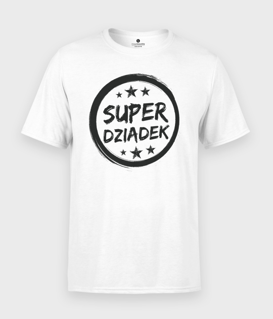 Koszulka męska Super Dziadek