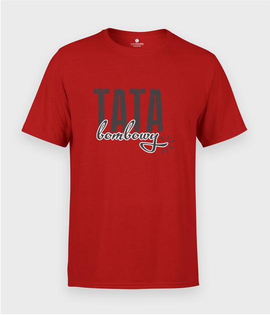 Koszulka męska Bombowy Tata 2