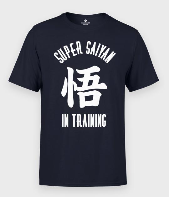 Koszulka męska Saiyan