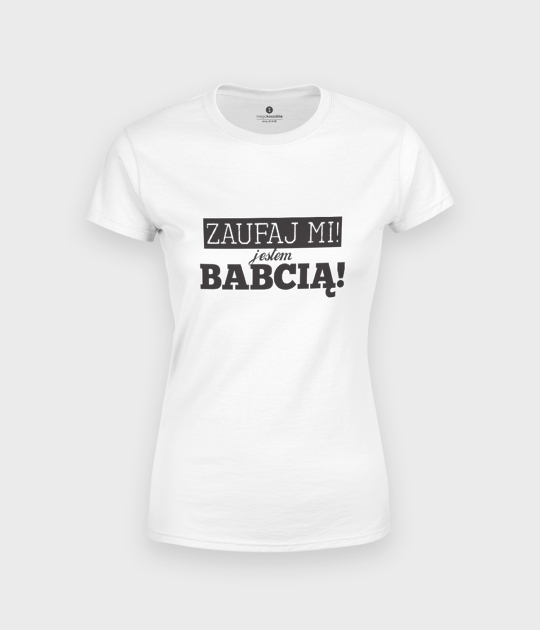 Koszulka damska Babcia