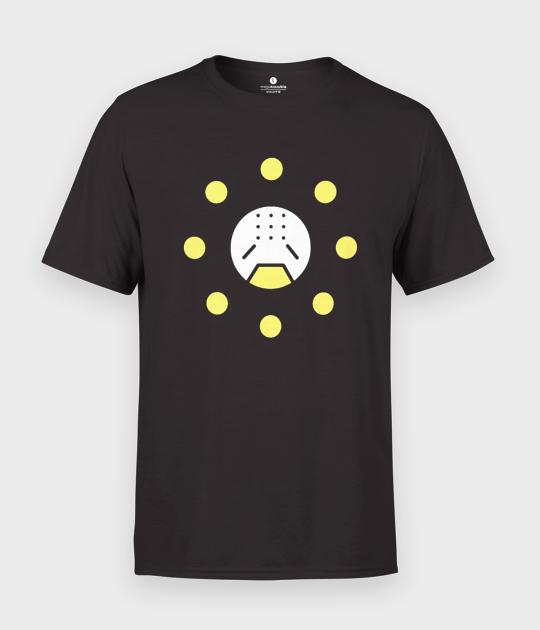 Koszulka męska Zen spray
