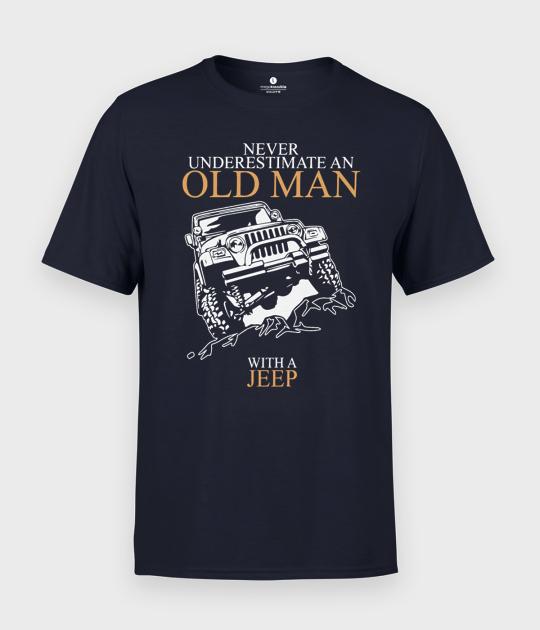 Koszulka męska Old man