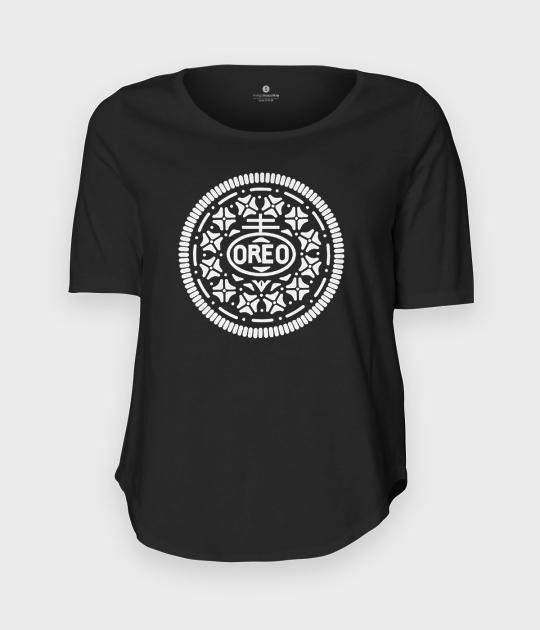 Koszulka damska trzy czwarte Cookie 2