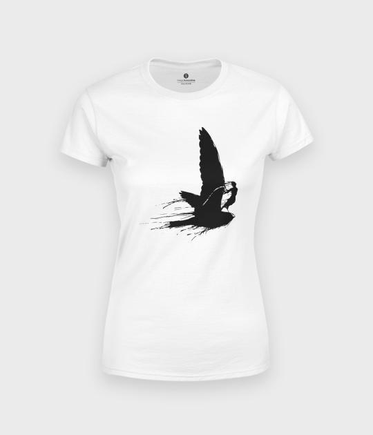 Koszulka damska Beautiful bird