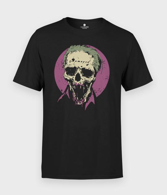 Koszulka męska Joker skull