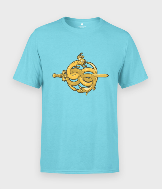 Koszulka męska Magiczny miecz