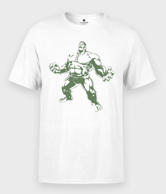 Koszulka męska Hulk