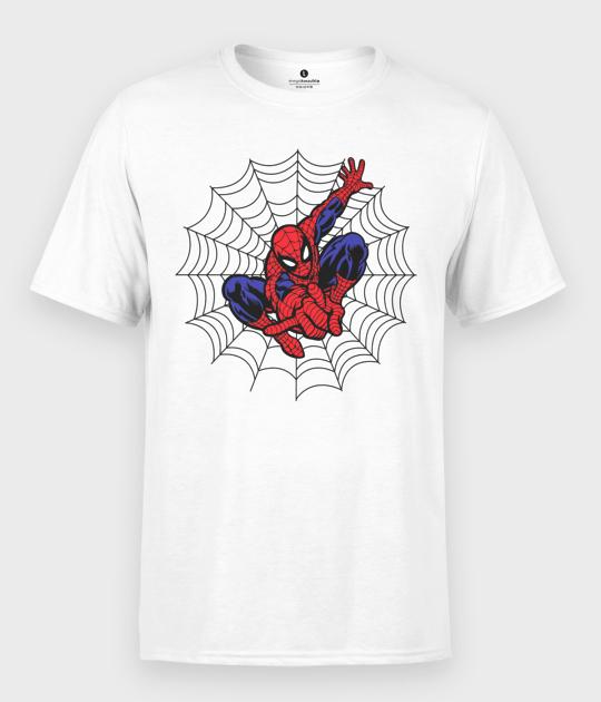 Koszulka męska Comic spider