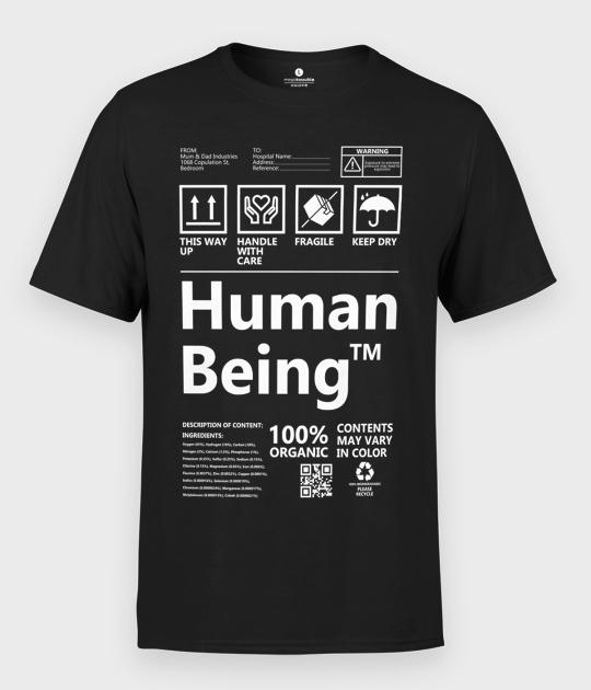 Koszulka męska Human Being