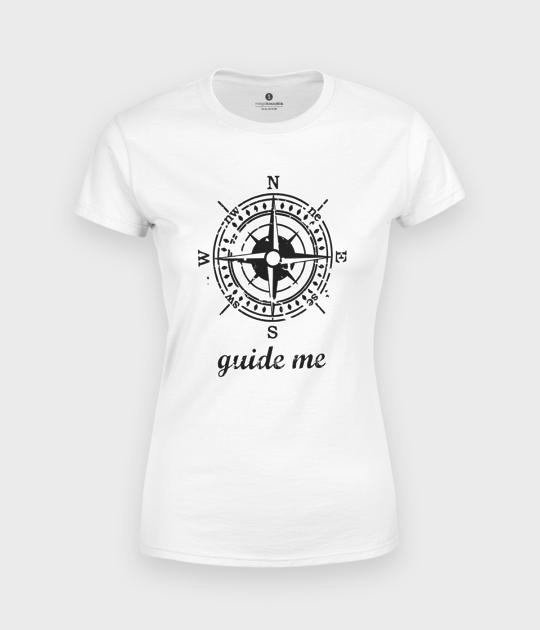 Koszulka damska Guide me