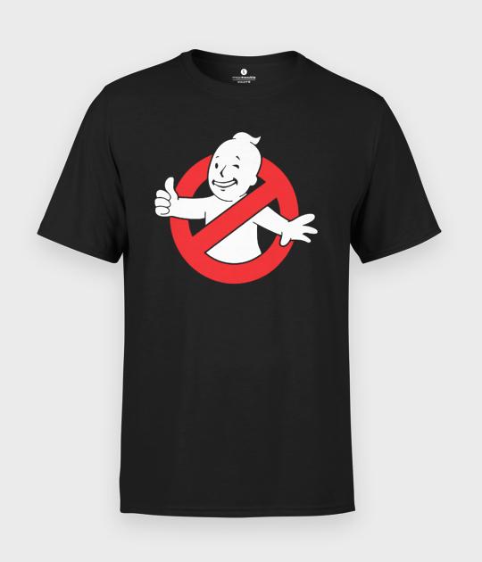 Koszulka męska Łowca duchów