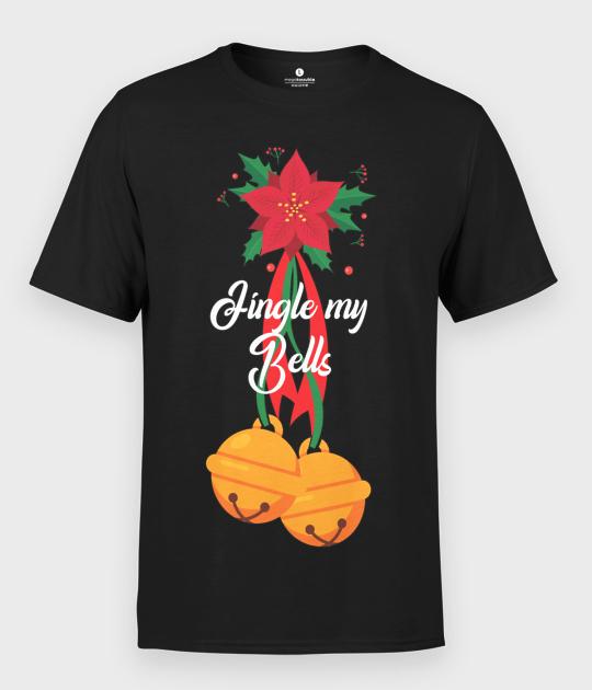 Koszulka męska Jingle Bells dla chłopaka