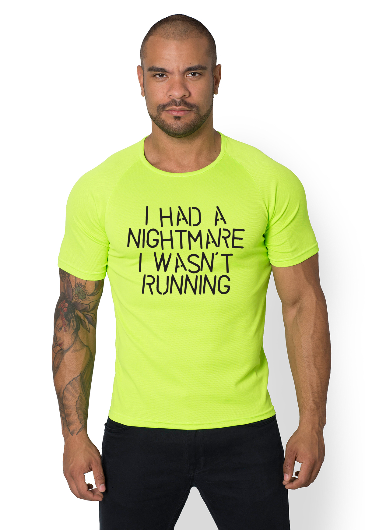 Koszulka sportowa Nightmare