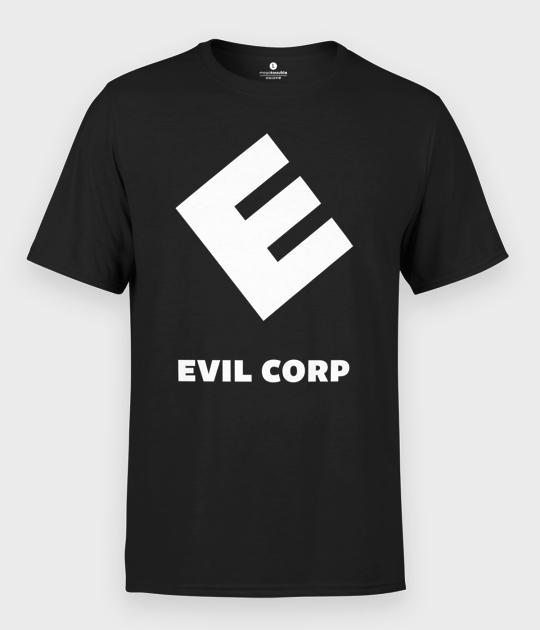 Koszulka męska Evil Corp