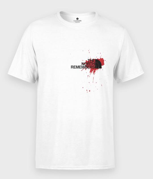 Koszulka męska Północ Pamięta